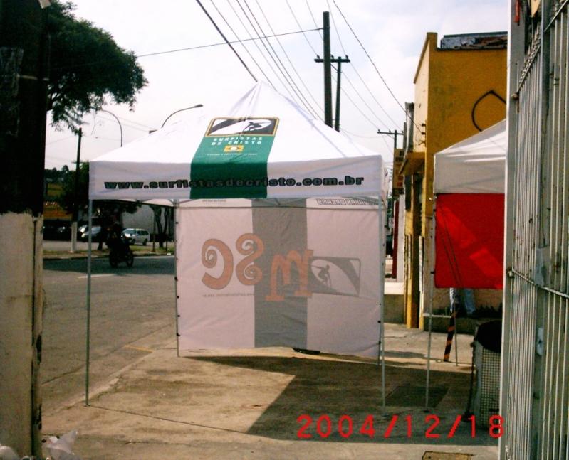 Barraca Personalizada Preço Tucuruvi - Barraca Personalizada