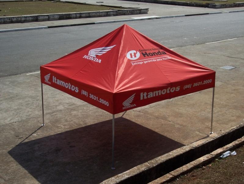 Barraca Personalizada Aeroporto - Barraca Personalizada