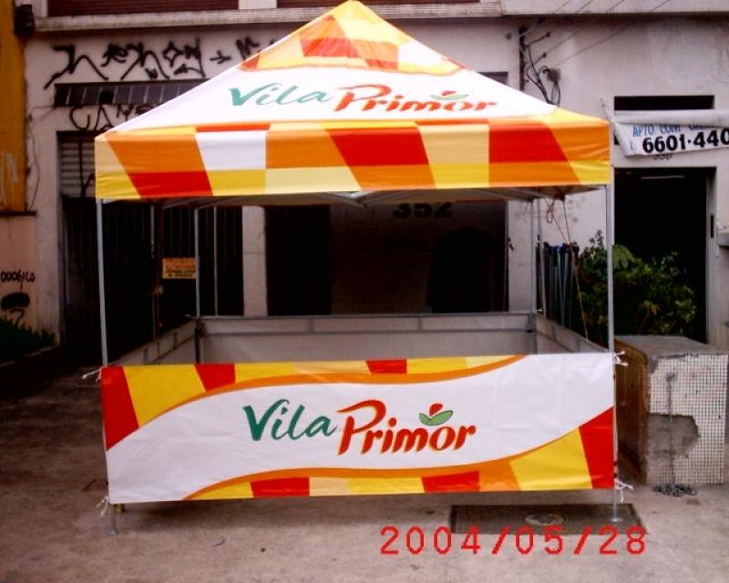 Barraca Tenda Personalizada Cidade Ademar - Barraca Personalizada