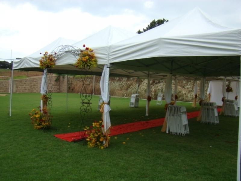 Coberturas para Festa de Casamento Jardim Bonfiglioli - Locação de Coberturas para Festas