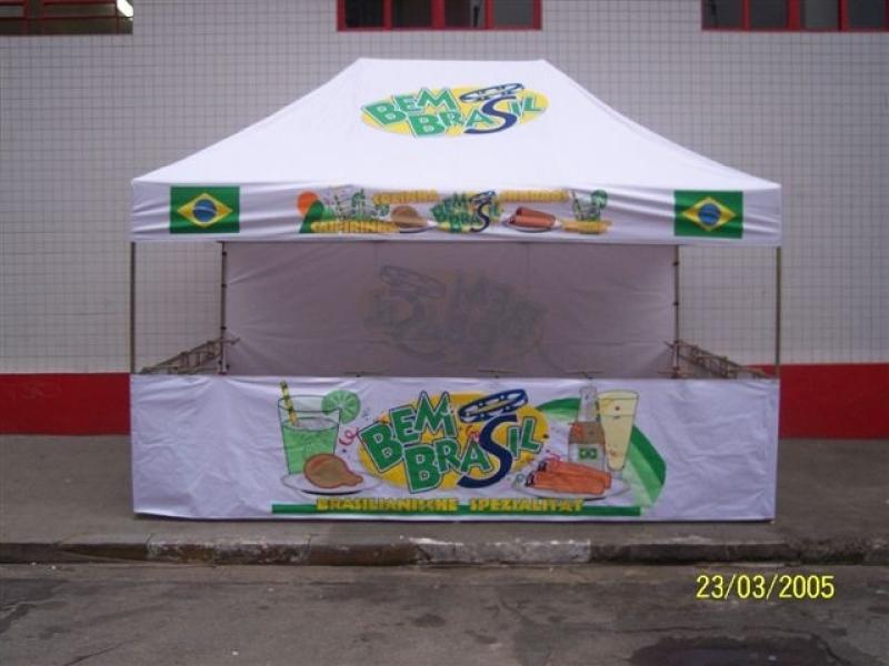 Confecção de Barracas Personalizadas Parque do Carmo - Barraca Personalizada