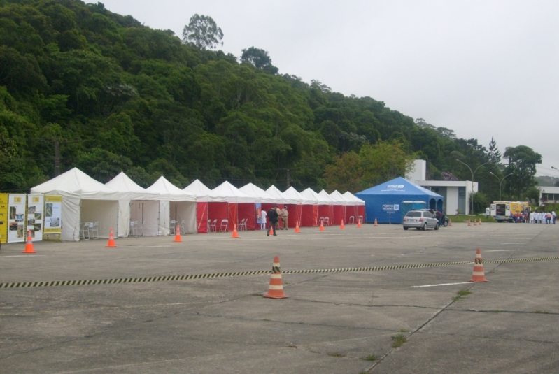 Empresa de Locações de Tenda Água Funda - Aluguel de Tendas e Coberturas