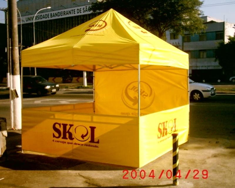 Fabricante de Tendas em Sp Alto da Lapa - Fabricantes de Tendas em São Paulo