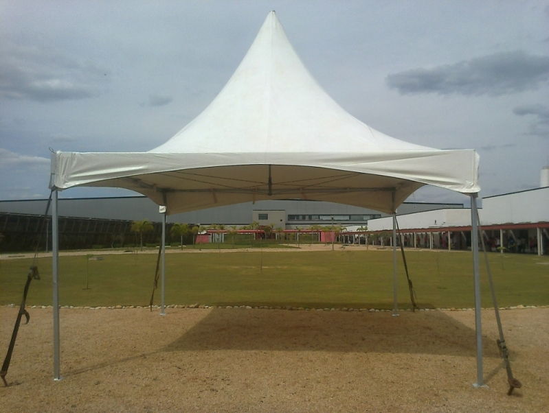 Fabricante de Tendas para Eventos em Sp Embu das Artes - Fabricante de Tenda Piramidal