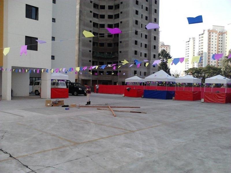 Locação de Barraquinhas para Festa Junina Campo Limpo - Barracas para Eventos