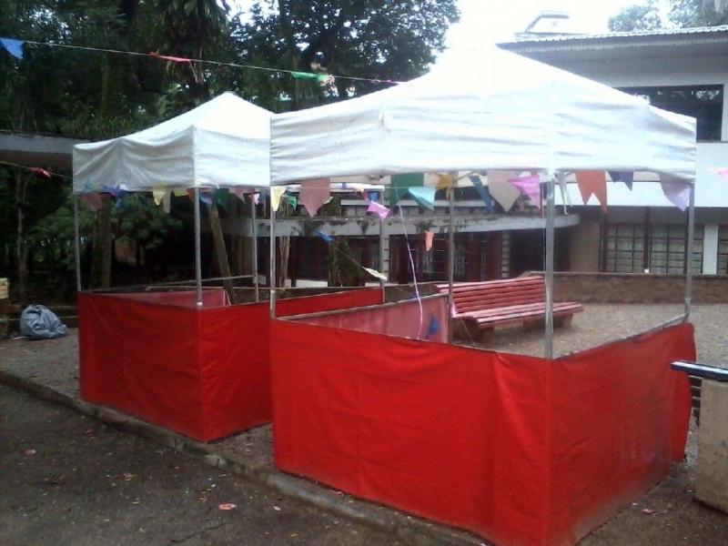 Locação de Barraquinhas Caieiras - Barracas para Eventos