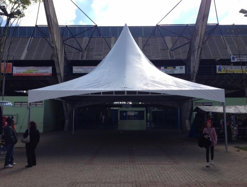 Locação de Coberturas em São Paulo Jardim Iguatemi - Locação de Coberturas para Festas e Eventos