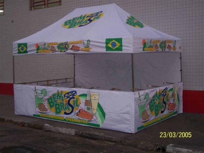 Onde Encontrar Fábrica de Tendas Personalizadas Belém - Fabricante de Tendas