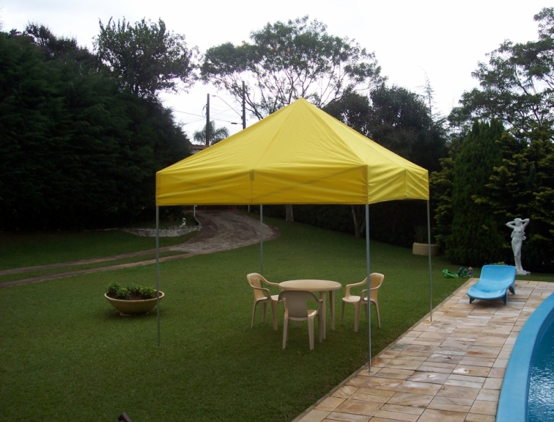 Onde Encontrar Tenda 3x3 Sanfonada Rio Grande da Serra - Fabricante de Tenda 3x3