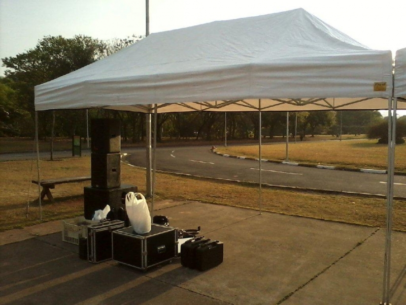 Onde Encontro Fabricante de Tendas para Eventos Parque São Rafael - Fábrica de Tendas Sanfonadas