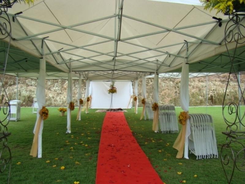 Quanto Custa Cobertura para Festa de Casamento Parque São Domingos - Tendas e Coberturas para Eventos
