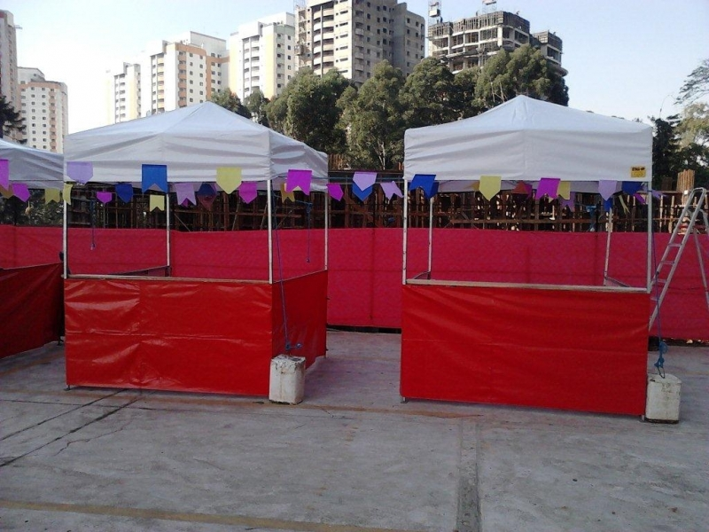 Quanto Custa Locação de Barracas de Festa Junina Jundiaí - Barracas para Eventos Personalizadas