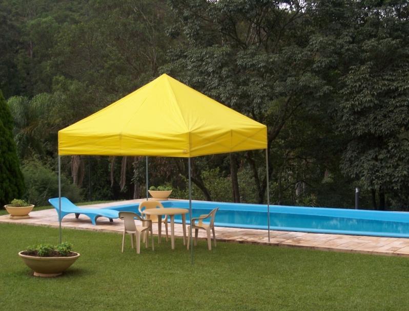 Quanto Custa Tenda Piramidal 3x3 Campo Limpo - Tendas de Lona