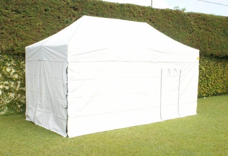 Tenda de Pirâmide Juquitiba - Tenda Pirâmide