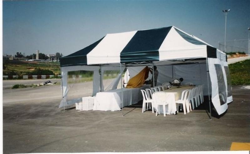 Tenda para Aluguel Cachoeirinha - Tendas de Lona