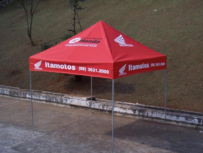 Tendas 3x3 Dobrável Preço Brasilândia - Tenda Desmontável 3x3