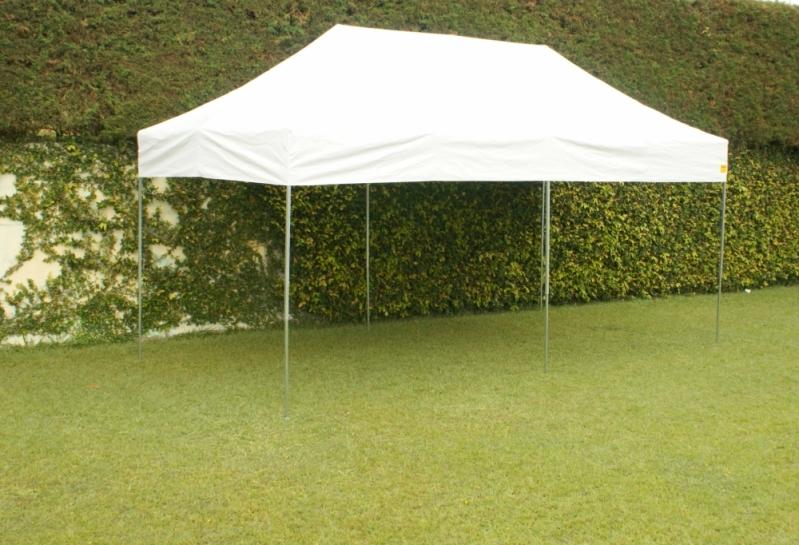 Tendas de Pirâmide Santa Efigênia - Tendas Piramidal com Calha