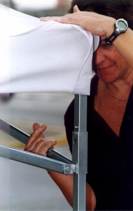 Tendas Desmontável 3x3 Embu Guaçú - Tenda 3x3 Articulada
