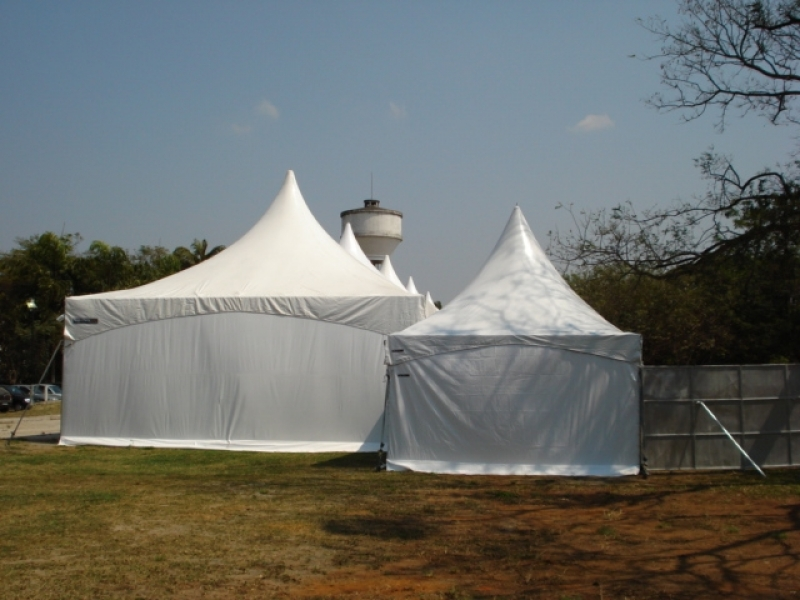 Tendas e Coberturas para Eventos Rio Pequeno - Locação de Coberturas para Festas