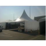 aluguel de tenda em sp São Domingos