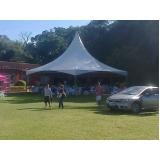 aluguel de tenda para eventos Vila Clementino