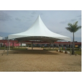 aluguel de tendas e coberturas preço Jardim Ângela