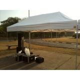 serviço de aluguel de tendas