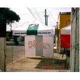 barraca personalizada preço Vila Buarque
