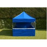 barraca sanfonada tenda pantográfica articulada preço Consolação