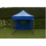 barraca sanfonada tenda pantográfica articulada Casa Verde