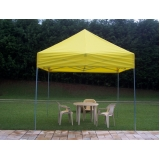 fabricante de tenda 3x3 em sp Brooklin