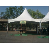 fabricante de tenda para eventos Tremembé