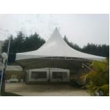 locação de tendas e lonas Cupecê