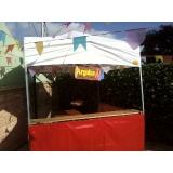 onde encontrar aluguel de tendas para festa junina Rio Pequeno