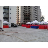 onde encontrar locação de barraquinhas para festa junina Rio Pequeno