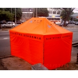 onde encontrar tenda articulada personalizada Caieiras