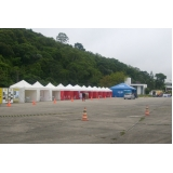 quanto custa aluguel de barracas para eventos Itaquera