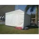 quanto custa aluguel de tenda para eventos Serra da Cantareira