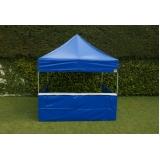 quanto custa barraca sanfonada tenda pantográfica articulada Brás