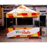 quanto custa fabricação de barracas em são paulo Vila Clementino