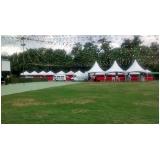 quanto custa locação de tendas em sp Mauá