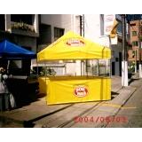quanto custa tenda articulada personalizada Jaraguá