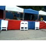 quanto custa tenda pantográfica 3x3 em Santo André