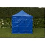 quanto custa tenda sanfonada 3x3 fechada no Parque São Jorge