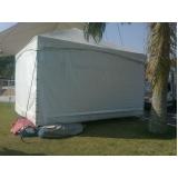 quanto custa tendas e coberturas para eventos Santa Cecília