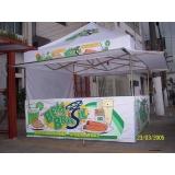 tenda articulada personalizada Higienópolis