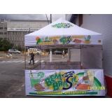 tenda balcão 4x5 Parque São Jorge