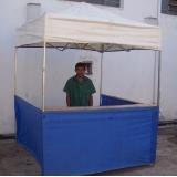 tenda balcão em sp preço Parque São Domingos