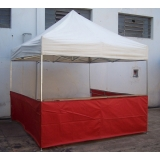 tenda de praia articulável na Vila Clementino