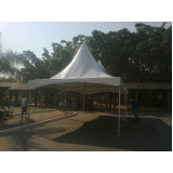 tenda para eventos 3x3 no Jockey Club